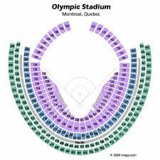 Seating Plan Olympic Stadium London Pngline