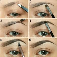 15 ways to have the perfect eyebrows eyebrow tutorials for beginners
