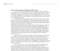 oliver twist essay topics b j pinchbecks homework help line thesis statement on oliver twist short in our database or order an original thesis paper that will be written by one of our staff writers and