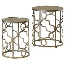 metal accent table. Crafty Ideas 18 Round Metal Accent Table Target