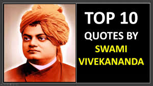 Top 10 Swami Vivekananda Quotes In English And Hindi For Students And Success In Life