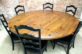 diy rustic wood dining table the diningroom