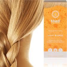 Logona Hair Dye Color Chart Herbal Hair Color Light Blond