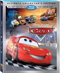 new release car moviesCars makes solid use of 3D on new Bluray release Home Video