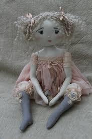 Muslin Doll Pattern Free Simple Decorating Design