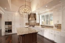 night light design ideas kitchen contemporary with subway tiles white cabinets granite countertops