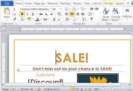 Free Printable Flyer Templates Word Free Printable Flyer Templates Online vastuuonminun 51