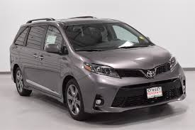 New 2018 Toyota Sienna For Sale in Amarillo, TX | #19477