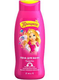 <b>Пена для</b> ванн волшебная, 400 мл <b>Принцесса</b> 2951669 в ...