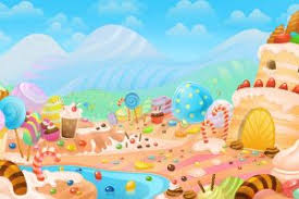 candy wonderland background. Interesting Candy Related Wallpapers In Candy Wonderland Background A