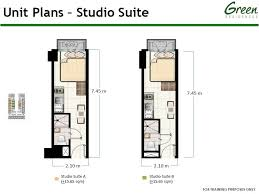 Green Layouts Model Units And Layouts Green Residences