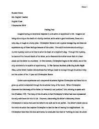 example of a literature essay sample analysis essay sample  examples of literary analysis essays