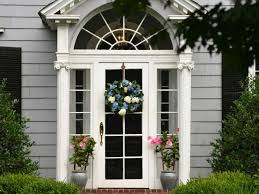the benefits of a full glass front door