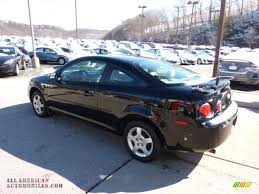 2005 Chevrolet Cobalt Coupe in Black photo #4 - 654712 | All ...