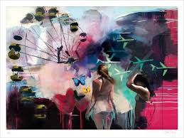 i view this piece as summer loving one of my all time favorite modern artists chloe early