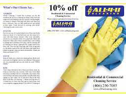 best images of cleaning tri fold brochure commercial house cleaning tri fold brochure