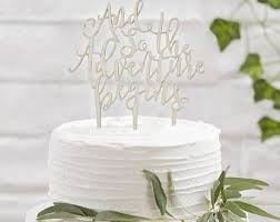 Cake Topper Wedding Etsy Uk All About Etsy In 2019 Rustic