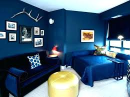navy blue bedrooms room decorating
