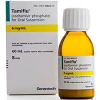 Tamiflu Oral Suspension Dosage Rx Info Uses Side Effects