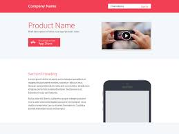 products page 25 free landing page html templates templatemag