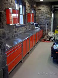 Custom Metal Cabinets Professional Series Cabinets By Vaultr Custom Garage Storage