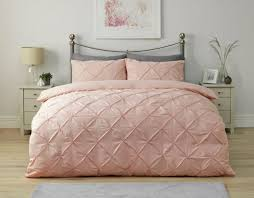 argos home hadley pink pintuck 200
