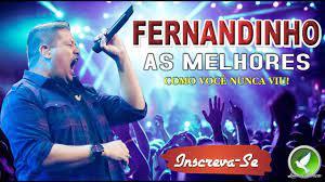 Fernandinho ''As Melhores'' (Como Você Nunca Viu) - YouTube