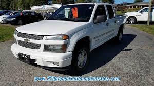 USED 2005 CHEVROLET COLORADO CREW CAB 126.0 at 220 Phoenix Auto ...