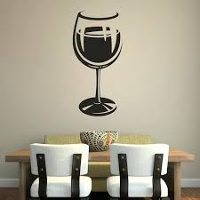 wall decals for kitchen wine glass wall sticker food drink wall decal kitchen cafe restaurant home