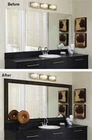 Bathroom Mirror Frame Kits