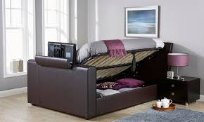 tv bed with storage. Plain Bed Brooklyn TV Bed 36959999  To Tv With Storage M