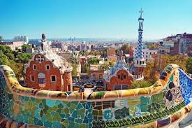 The marvelous technique of using colors makes it one of the most famous  touristic destinations of Spain. The park was originally part of a  commercially ...