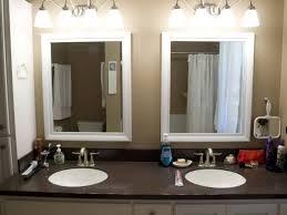 Bathroom Cabinets Round Wall Mirror Bathroom Mirror