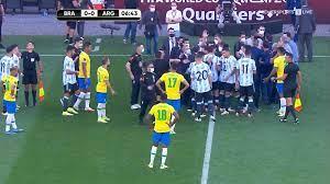 Brazil vs Argentina: Health officials ...