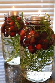 Table Decorations Using Mason Jars 100 Quick and Cheap Mason Jar Crafts Filled With Holiday Spirit 100