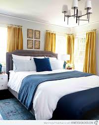 blue and gold bedroom home planning ideas 2018