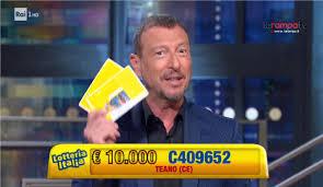 VIDEO) Lotteria Italia, biglietto vincente nel Casertano ...
