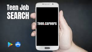 Search For Teens Job Search For Teens Hire Teen