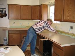 Kitchen Counter Top Tile Diy Countertop Ideas Kitchen Countertops Options Granite