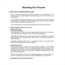 Digital Marketing Agreement Template Strategy Sample Plan Free Go To ...