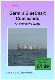 Garmin Bluechart Mobile Commands The Ipad App Commands