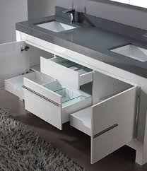 modern white bathroom cabinets. full size of sofa:engaging modern white bathroom vanity 39 vanities double cabinets v