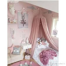 2018 New Baby Kids Bed Canopy Bedcover Mosquito Net Curtain ...