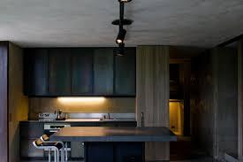 Dark Kitchen Dark Kitchen Island Mountain Retreat In Closeburn Station New