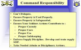 About The Property Book For Commanders (Armystudyguide.com)