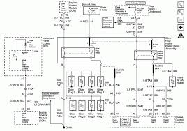 p0380 p0540 chevy and gmc duramax diesel forum this is the schematic for your setup that fuse powers both components can you check and make sure it isn t blowing the fuse
