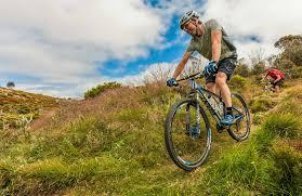 pilot wilderness mountain bike ride cascade hut to barry way kosciuszko national park