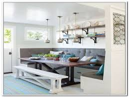Kitchen Built In Bench Kitchen Room Kitchen Built In Seating Plans Banquette Seating