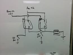wiring up secondary driving lights, high beams and independent Wiring Driving Lights To High Beam Diagram the high beam switch in my diagram above would be tapped from the r y wire coming from the combination switch Fog Light Switch Wiring