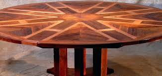 expanding round table. Expanding Round Dining Table Designs Satisfying Circular Positive 1 Within Expandable Wood Gif O